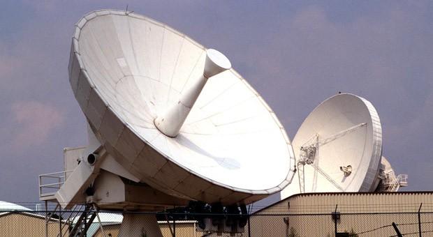 Eine Abhöranlage des US-Geheimdienstes NSA