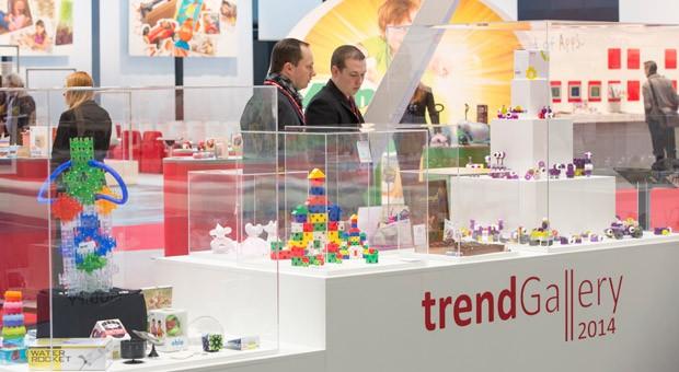 In der TrendGallery der Spielwarenmesse präsentieren die Hersteller Innovationen.
