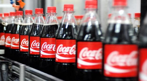 Coca-Cola-Flaschen