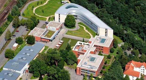 Der Campus des Hasso Plattner Instituts
