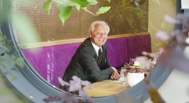 Michael Sieber im Restaurant Tommy Schäfer in Fürth