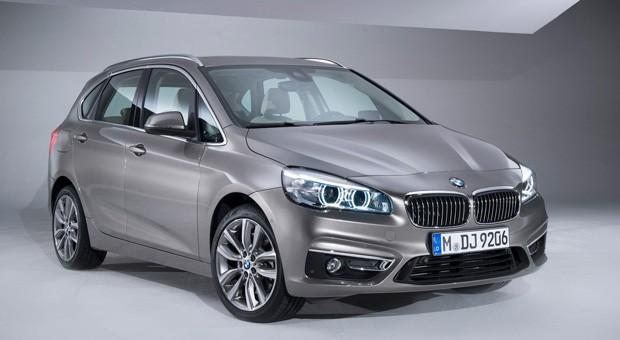 Van auf Bayrisch: Der neue 2er BMW Active Tourer.