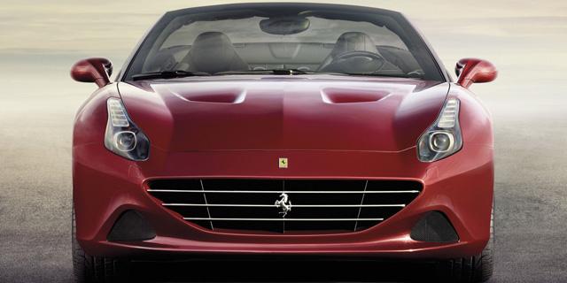 Der neue Ferrari California T.