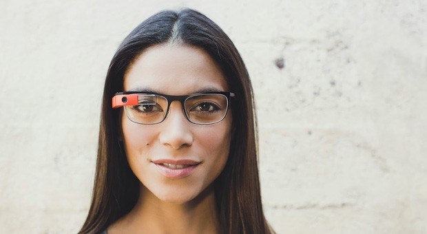 Die Datenbrille Google Glass