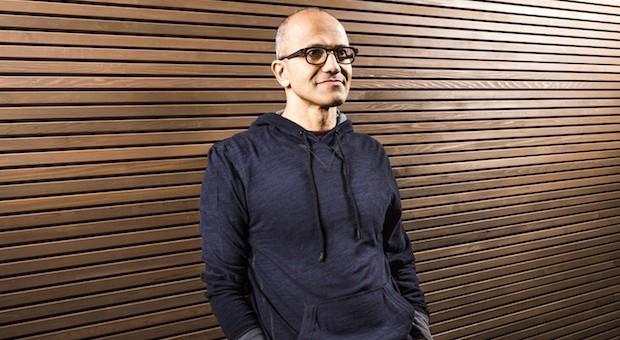 Der neue Microsoft-Chef Satya Nadella