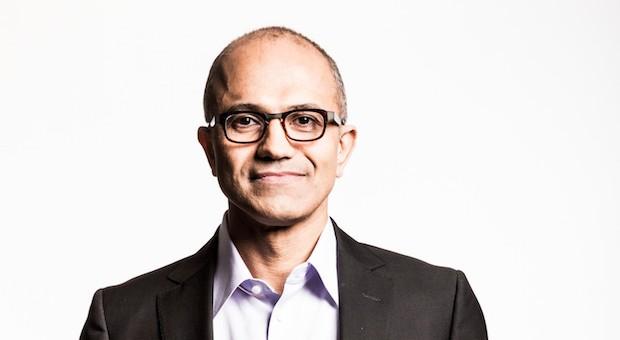 Microsofts neuer Chef Satya Nadella