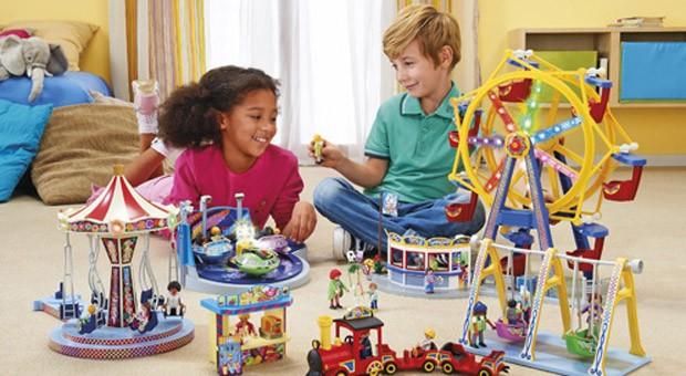 Playmobil will eigene Geschäfte eröffnen.