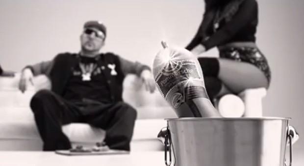 Wurst statt Champagner: Die Hiphop-Version des Rügenwalder-Songs.