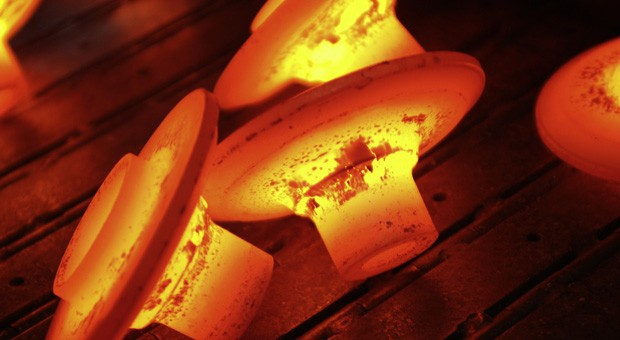 Die europäische Stahlbranche steckt weiter in der Krise.