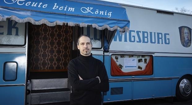 Gründer Steffen Hoffmann