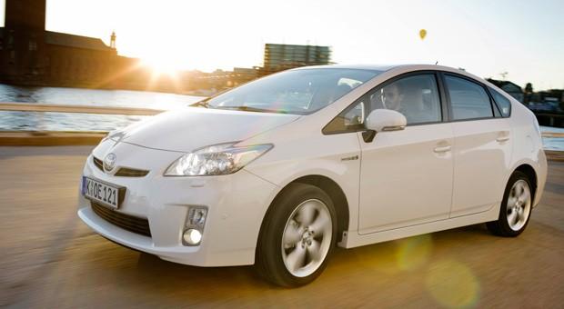 Ein Toyota Prius