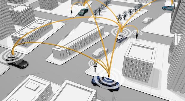 Vernetztes Fahren: Sieht so die Zukunft auf den Straßen aus?