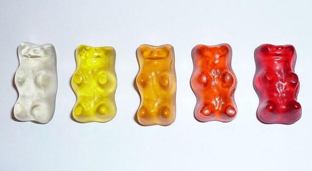 Goldbären von Haribo