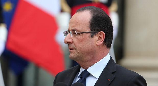 Frankreichs Staatschef François Hollande