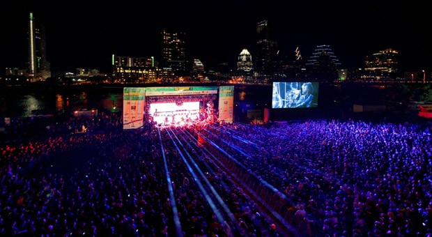 """Live-Musik beim US-Festival """"South by Southwest"""""""
