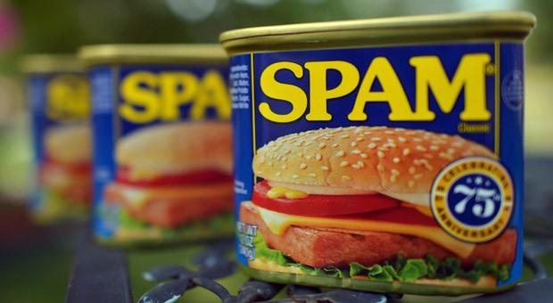 Die Fleischmarke Spam wurde unfreiwillig Namensgeber für unerwünschte E-Mails.