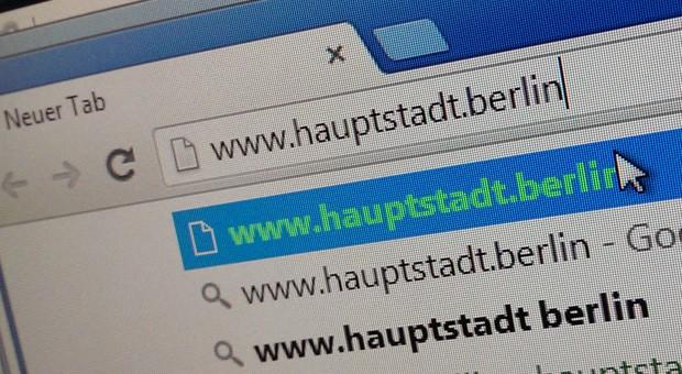 Ab Dienstag gehen Domains mit .berlin-Endung online.