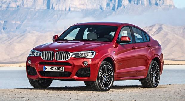 BMWs Angriff auf die SUV-Mittelklasse: der neue X4.