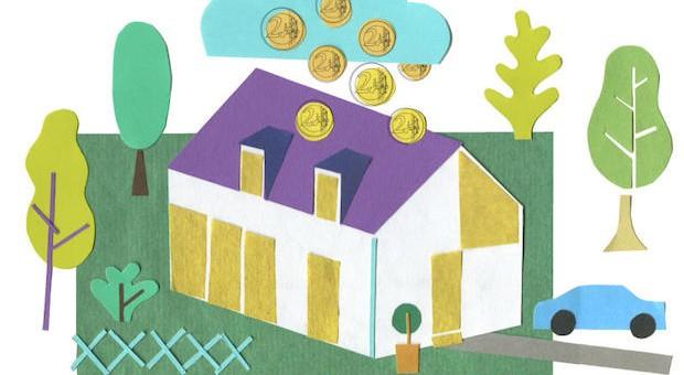 Das Eigenheim gilt vielen als sichere Wertanlage
