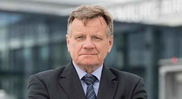 Seit Frühjahr 2013 Chef des Berliner Hauptstadtflughafens: Hartmut Mehdorn
