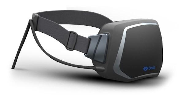Oculus VR produziert Datenbrillen für die Spieleindustrie.