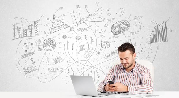 Flexibels Arbeiten: Vor allem bei jungen Fachkräften können Unternehmen mit diesem Argument punkten