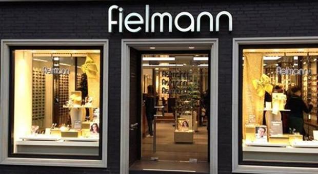 Eine Filiale von Fielmann