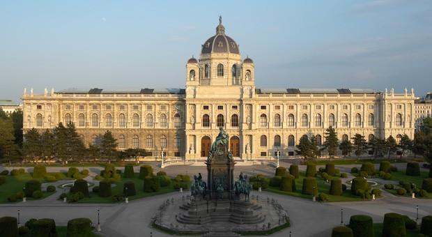 Anlaufstelle für Kopisten: das Kunsthistorische Museum in Wien.