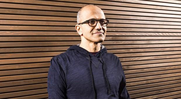 Satya Nadella will den angeschlagenen Microsoft-Konzern umkrempelt