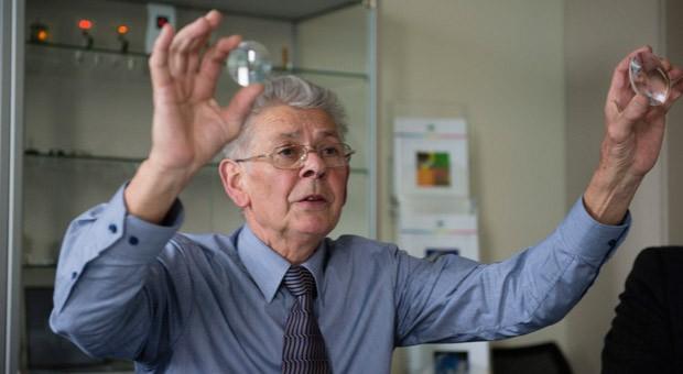 Manfred Schubach war 1992 einer der Gründer der Firma.