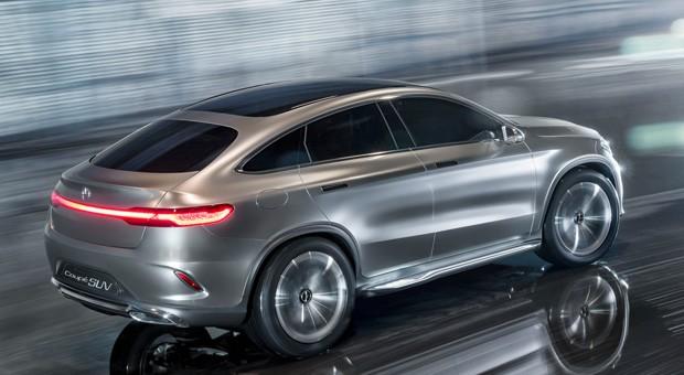 Mercedes Antwort auf den BMW X6: der MLC.