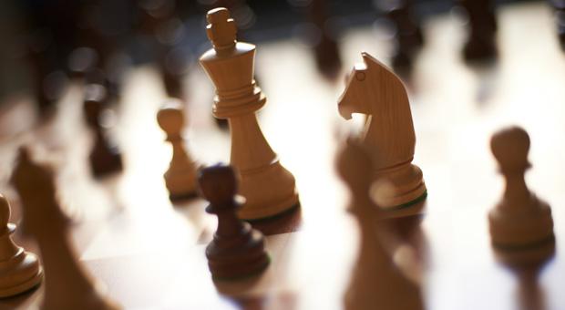 Im Spiel finden Unternehmer strategische Inspiration für den Alltag.