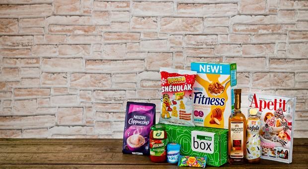 Bunter Mix: In den Überraschungsboxen stecken die verschiedensten Produkte.