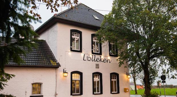 Das Restaurant Lölleken in Kamp-Lintfort am Niederrhein