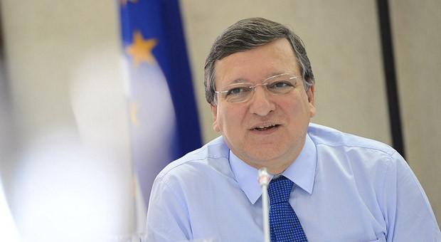 José Manuel Barroso steht seit 2004 an der Spitze der EU-Kommision, 2009 war er für eine zweite Amtszeit von fünf Jahren gewählt worden.