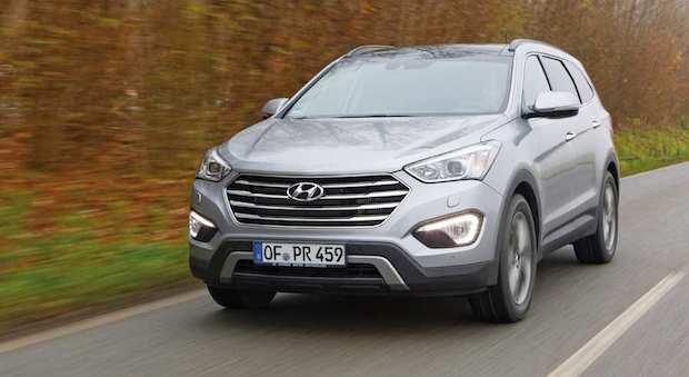 Familientaugliche Allzweckwaffe? Der neue Hyundai Grand Santa Fe.