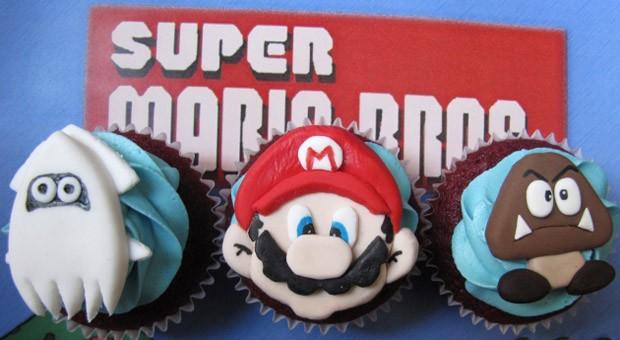 Super Mario als Cupcake: diese Spezialität hat sich eine Bäckerei in Canada einfallen lassen.