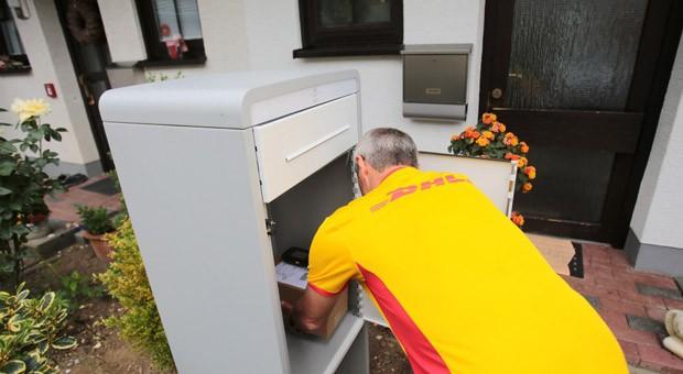 Mit diesen Boxen will sich die Post einen Marktvorteil sichern.