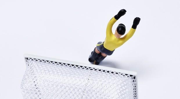 Schwankungen aushalten: Tipp-Kick-Figuren werden vor allem zu großen Fußball-Ereignissen gekauft.