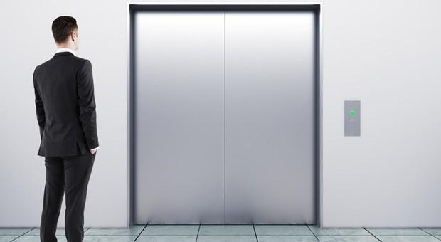 """Vom Aufzug zur Zusammenarbeit: Das ist die Idee von """"Elevator Pitches""""."""