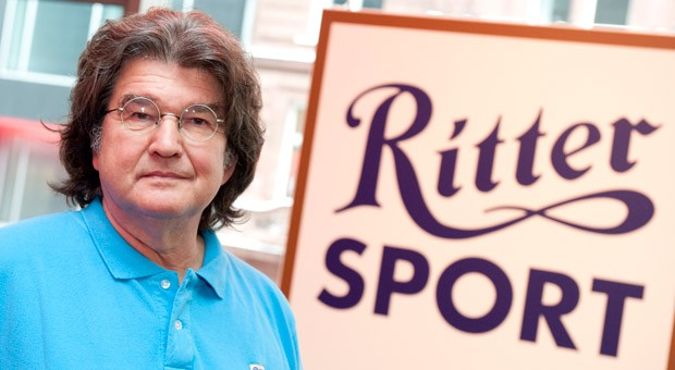"Alfred Ritter, Enkel des Firmengründers von ""Ritter Sport"""