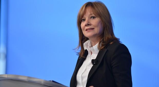 Wählte deutliche Worte: General Motors-Chefin Mary Barra