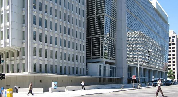 Der Hauptsitz der Weltbank in Washington.