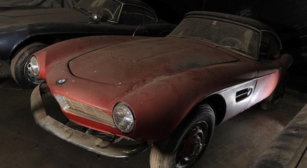 Der BMW 507 von Elvis Presley