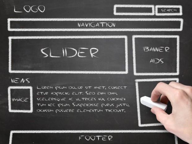 Eine Homepage sollte gut geplant und klar strukturiert werden - egal ob sie als Visitenkarte mit Kontaktdaten dient oder sogar als Online-Shop des Unternehmens.