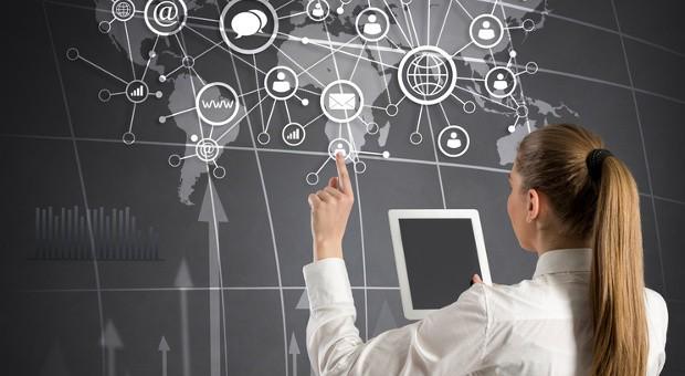 Netzwerke wie webgrrls.de und Geekettes sind eine effektive unterstützen sich Frauen, die in der Internet- und Technologiebranche arbeiten.