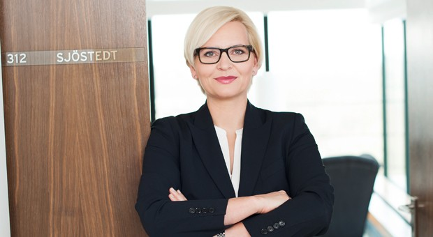 Gibt ihren Posten als Karstadt-Chefin auf: Eva-Lotta Sjöstedt