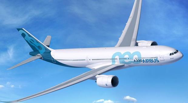 Der aktualisierte A330neo.