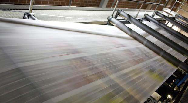 Branche im Wandel: Druckereien und ihre Zulieferer kämpfen gegen sinkende Aufträge