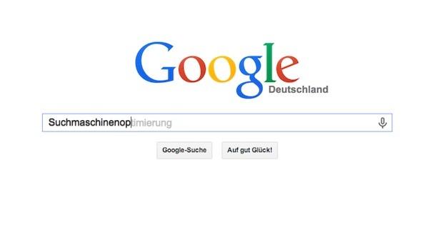 Neue Anforderungen an die Suchmaschinenoptimierung: Mit dem nächsten Google-Update wird die mobile Optimierung der Seiten berücksichtigt.